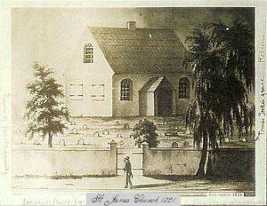 1721 church