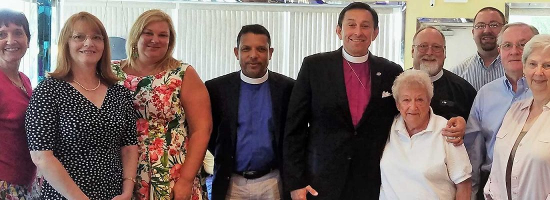 Bishop's Visit to St. James'