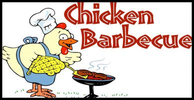 Chicken BBQ Logo
