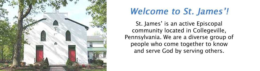 St. James' Welcome